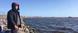 Южная дамба финского залива